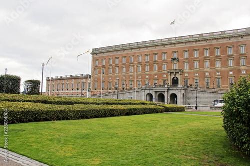 Photo  Stockholm Royal Palace