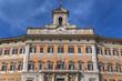 Palazzo of Montecitorio - Rome, Italy
