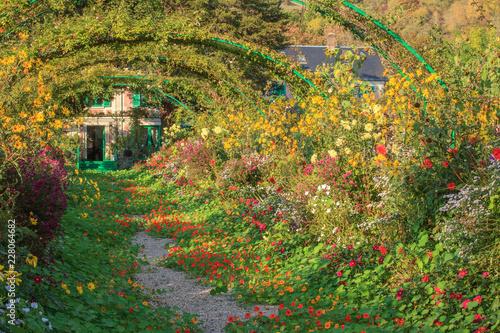 Photo Jardin de Giverny