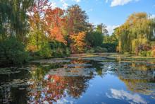 Giverny, Jardin D'eau