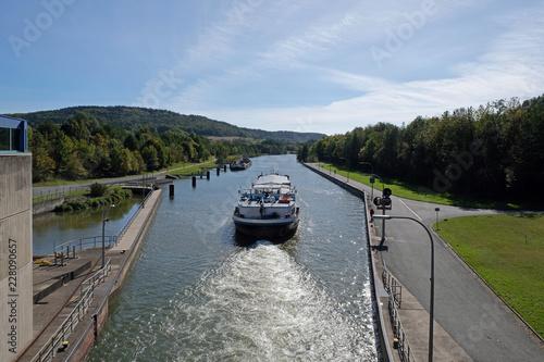 Binnenschifffahrt in Bayern