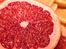 Juicy Red Crapefruit