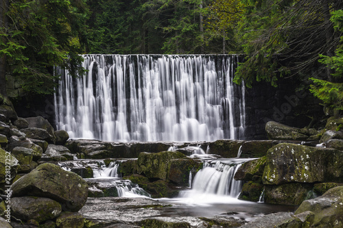 Dziki wodospad - Karpacz
