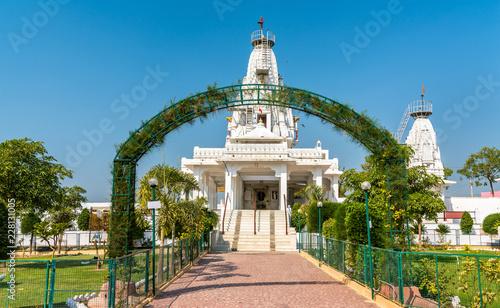 Deurstickers Asia land Karandiya Veer Dada, a Hindu Temple in Patan - Gujarat, India