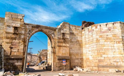 Deurstickers Asia land Godhra Eastern Gate of Champaner Fort - UNESCO heritage site in Gujarat, India