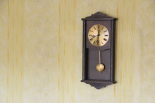 Old Clock On The Wall