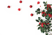 Christmas Styled Composition, ...