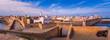 Leinwanddruck Bild - Panorama Portuguese fortress of El Jadida city in Casablanca-Settat, Morocco.