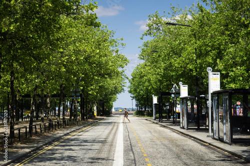 Boulevard Fotobehang