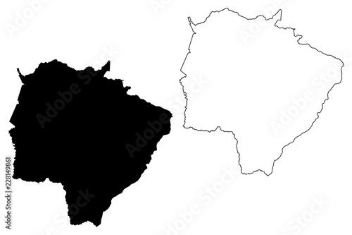 Fotografija  Mato Grosso do Sul (Region of Brazil, Federated state, Federative Republic of Br