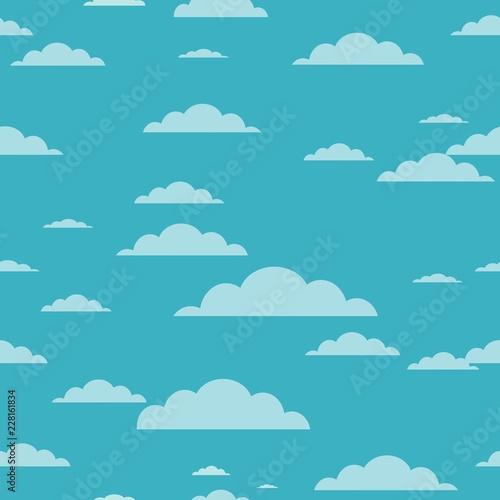 Seamless Cloud Texture