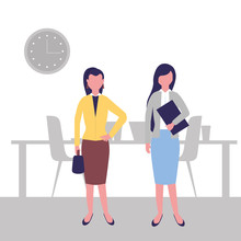 Buisness Women In The Workplace