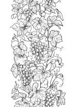 Seamless Vertical Pattern With...