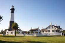Tybee Island Lighthouse Outside Savannah, Georgia