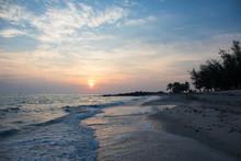 Beach In Fort Zachary Taylor H...