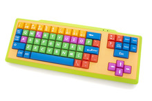 Learning Colorful Keyboard