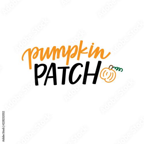 Fotografia  Pumpkin Patch