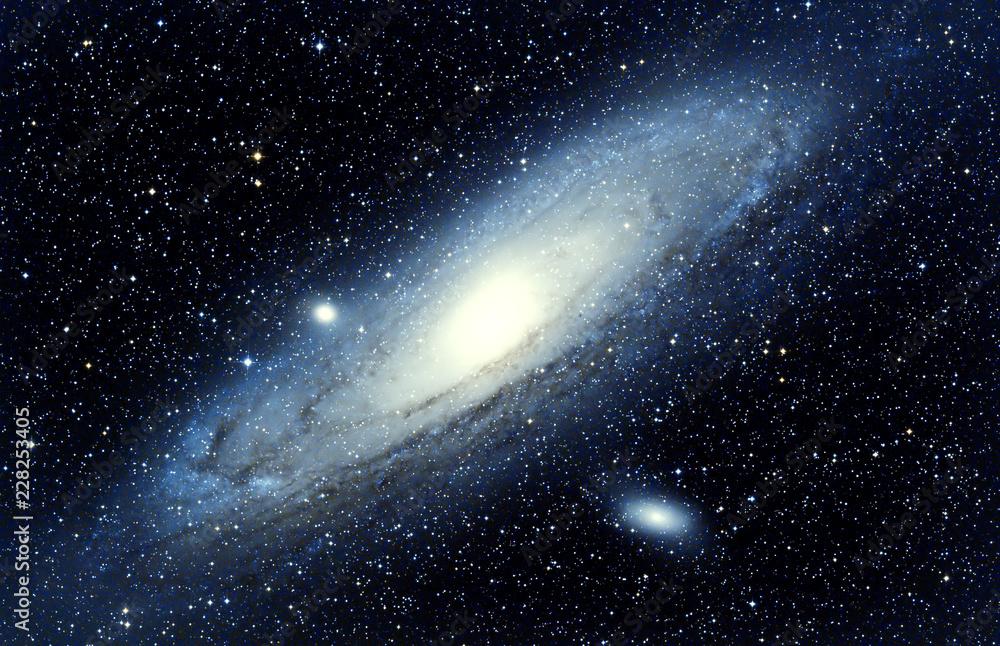 Fototapety, obrazy: アンドロメダ銀河