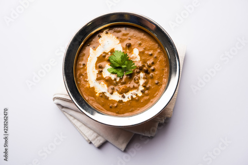 Fényképezés  Dal makhani / makhni is a popular dish from India
