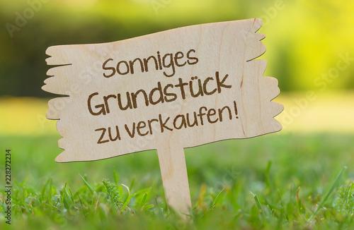 Fotografía  Sonniges Grundstück zu verkaufen!