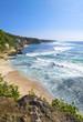 Bingin Beach in Bali Indonesia