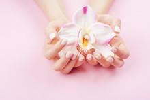 Beautiful Pastel Manicure