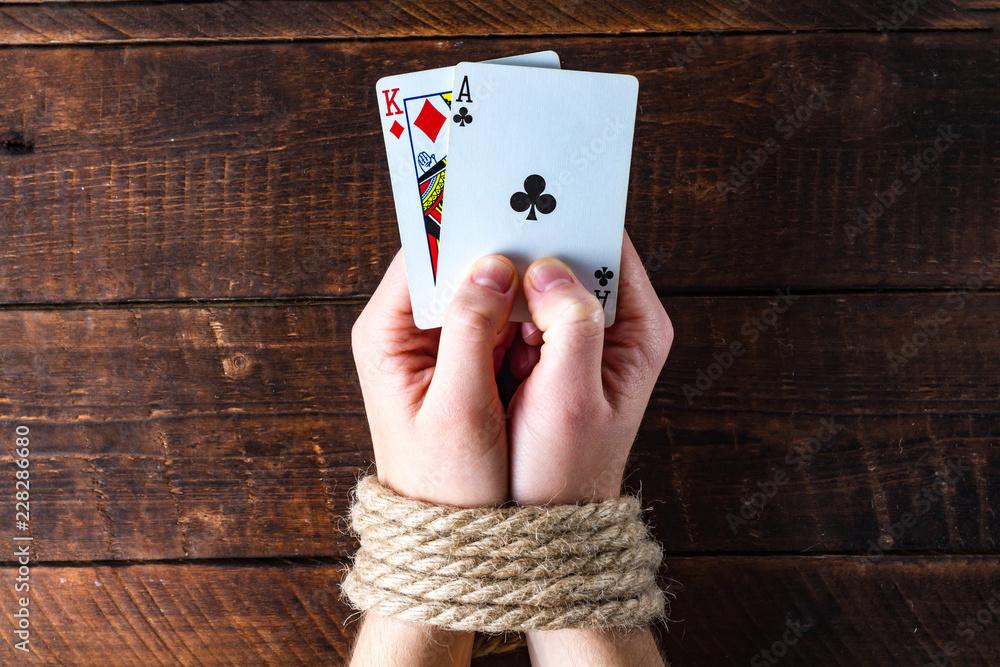 Fotografía  Card addiction