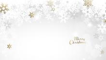 Christmas Light Vector Backgro...
