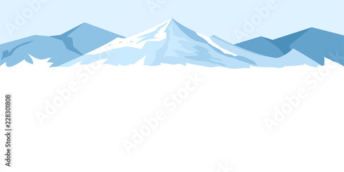 light background with mountains #228301808