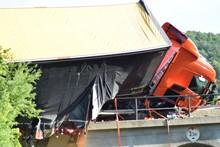 A6 Unfall Weinsberg Brücke