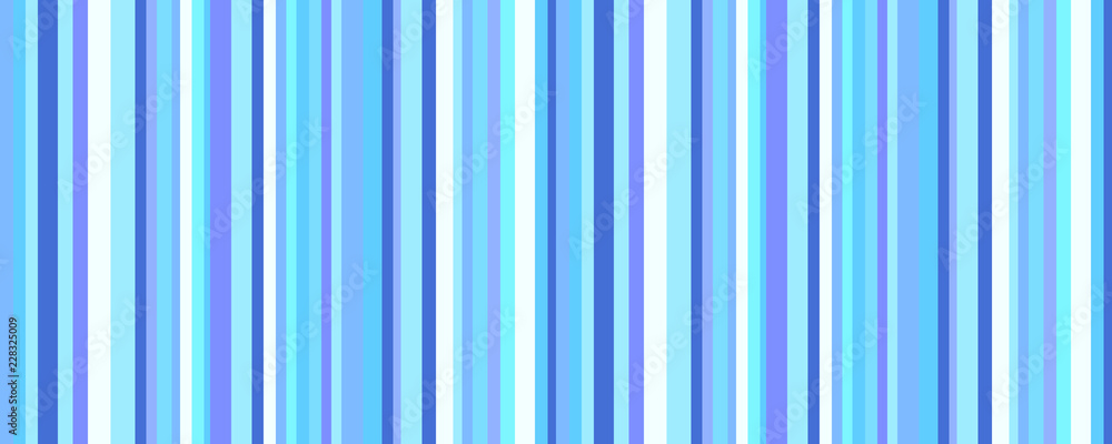 Fototapeta Stripe pattern. Multicolored background. Seamless vertical texture with many lines. Geometric colorful wallpaper with stripes. Print for flyers, shirts and textiles. Pretty backdrop. Doodle for design