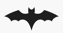 Black Bat Icon