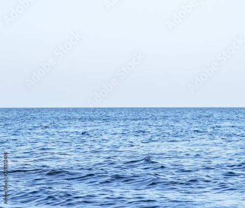 Fotobehang Zee / Oceaan Water wave in tropical sea
