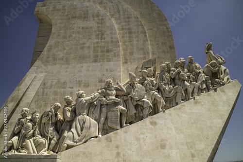 Fotografía  estatuas