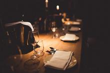 Fine Dining Dinner