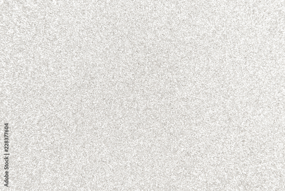 Fototapety, obrazy: Simple Silver Glitter Background for Various Projects
