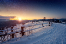 Beautiful Winter Fairytale Lan...