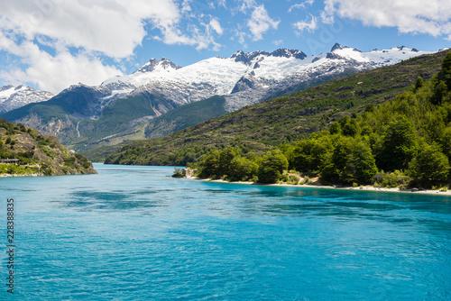 Keuken foto achterwand Meer / Vijver Lake General Carrera, Chilean Patagonia