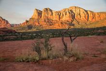 Sedona, Arizona. Sedona Rocks, Landscape.