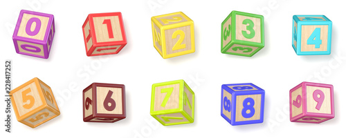 Alphabet Box Letter Font.Numbers Wooden Alphabet Blocks Font Rotated 3d Buy This