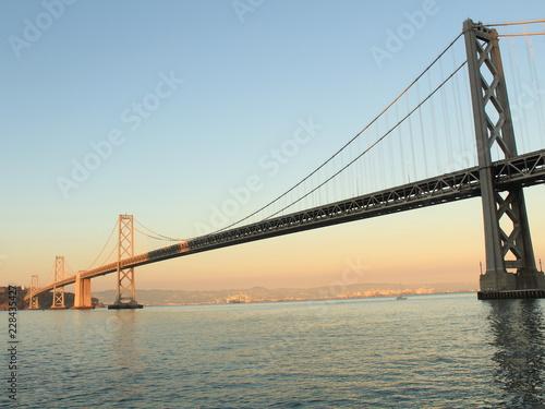 Keuken foto achterwand Bruggen Bay bridge