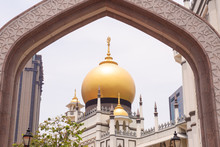 Masjid Sultan In Singapore.