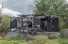 Home That Has Burned Down Due To Negligence