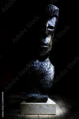 African Tribal Wooden