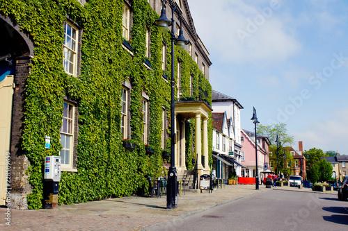 Valokuvatapetti Angel Hotel, Bury St Edmunds