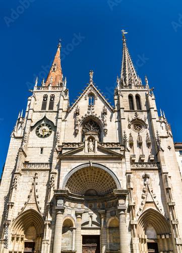 Foto op Canvas Europa Saint Nizier Church in Lyon, France