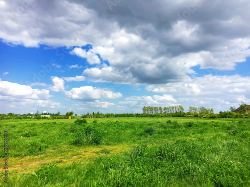Fotografía Suffolk rural scene