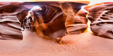 Upper Antelope Canyon, Page, A...