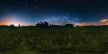 Milky Way Meadow, Ostrow , Poland