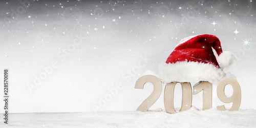 Photographie  Background for christmas and new yea